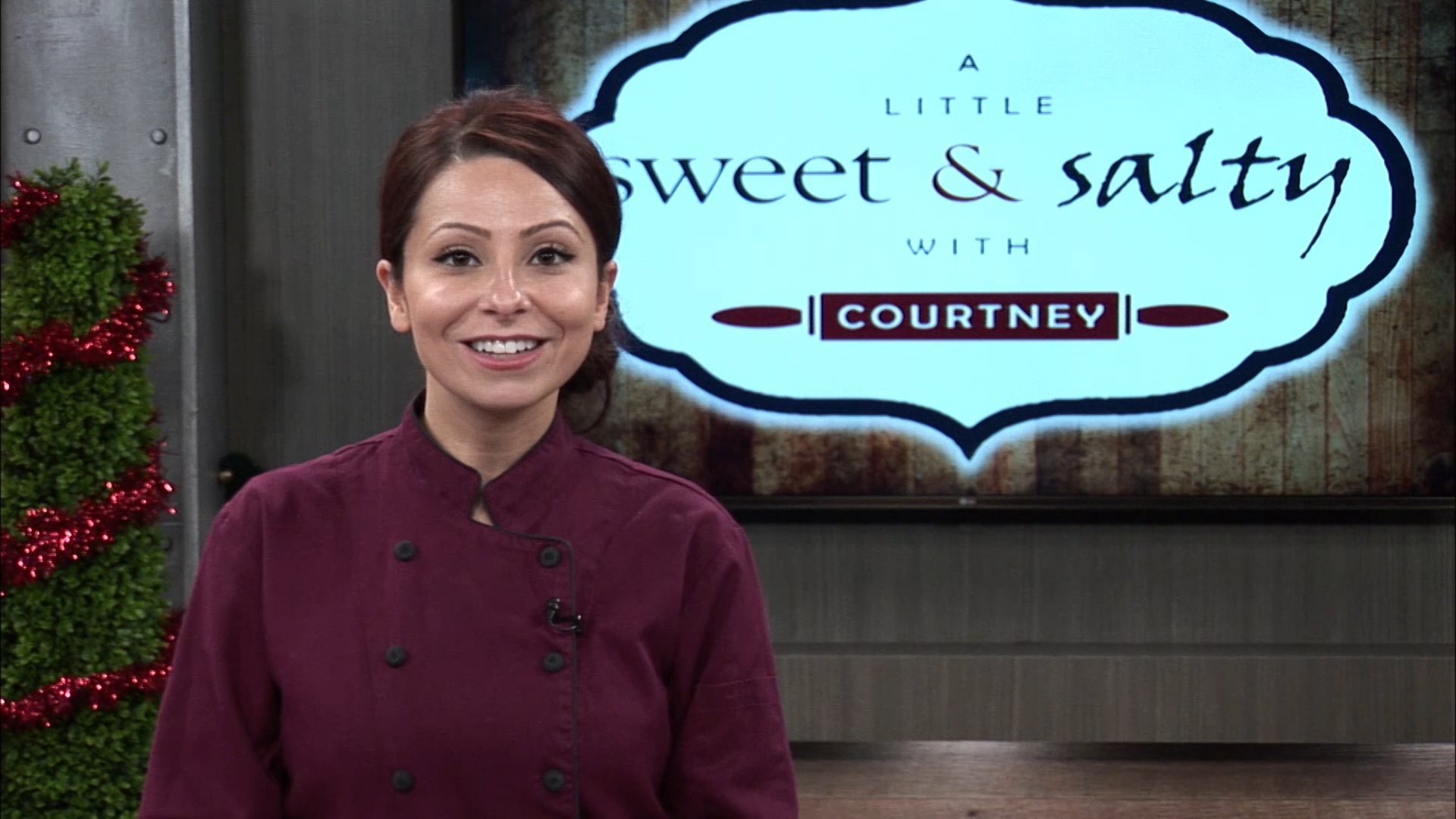 A Little Sweet & Salty with Chef Courtney: Exciting recipes for everyone! From tasty treats to savory dinners.